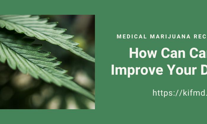 Medical Marijuanas Card